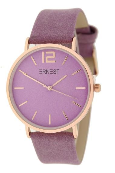 Ernest horloge Rosé-Cindy SS21 lila