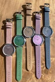 Ernest horloge Silver-Cindy SS21 lila