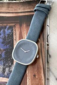 "Ernest horloge ""Taryn"" donkerblauw"