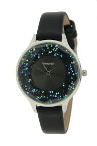 "Ernest horloge ""Tiarah"" zwart"