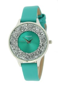 "Ernest horloge ""Tiarah"" turquoise"