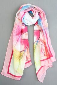 """Sjaal """"Jailey"""" pink"""