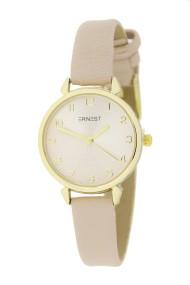"""Ernest horloge """"Goldy"""" nude"""