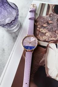 "Ernest horloge ""Rosé-Pippa"" lila"