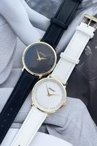 """Ernest horloge """"Goldy Gwen"""" wit"""