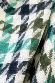 """Sjaal """"Nika"""" groen"""