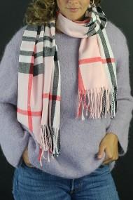 """Sjaal """"Kensi"""" pink"""