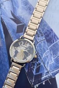 """Ernest horloge """"Rana"""" licht goud"""