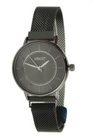 """Ernest horloge """"Amber"""" zwart-zwart"""
