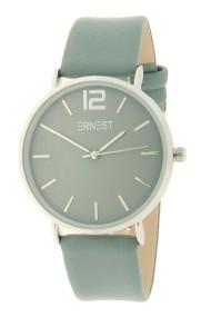 Ernest horloge Silver-Cindy AW21 groen-blauw