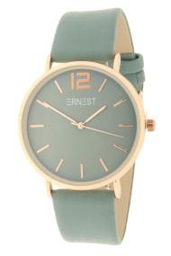 Ernest horloge Rosé-Cindy AW21 groen-blauw