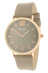 Ernest horloge Rosé-Cindy AW21 grijs-taupe