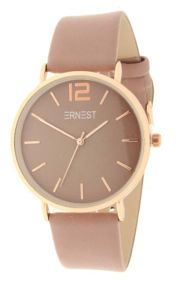 Ernest horloge Rosé-Cindy AW21 oudroze