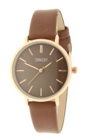 Ernest horloge Rosé-Cindy-Medium AW21 chocolate