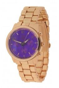 """Bellos horloge """"Milano"""" paars"""