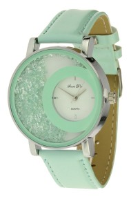 "Souris D'or horloge ""Silver glammm"" mint"