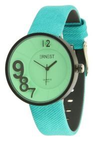 "Ernest horloge ""Madrid"" turquoise"