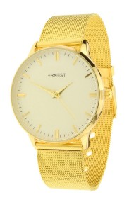 "Ernest horloge ""New-Thalix"" goud"