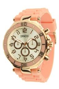 "Ernest horloge ""Rosé"" peach"
