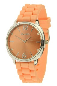 "Souris D'or horloge ""Carlicha"" peach"