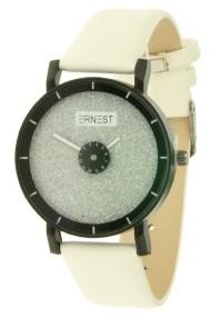 """Ernest horloge """"Sparkley"""" wit"""