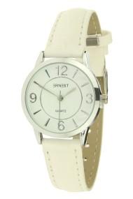 """Ernest horloge """"Cortiga"""" wit"""