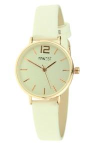 """Ernest horloge """"Rosé-Cindy-Mini"""" wit"""