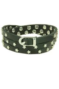 "Armband ""Mini-Stars"" zwart"