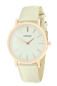 """Ernest horloge """"Rosé-Andrea"""" licht-goud"""