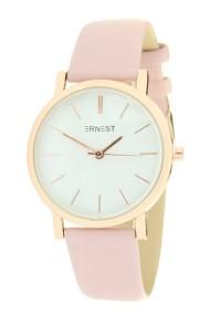 """Ernest horloge """"Rosé-Andrea"""" soft-pink"""
