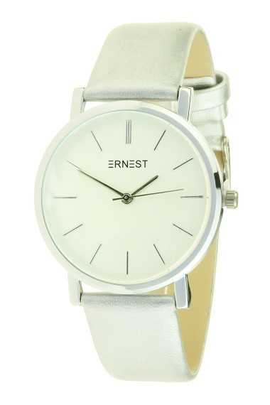 """Ernest horloge """"Silver Andrea"""" zilver"""