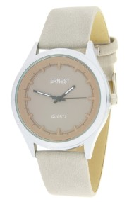 "Ernest horloge ""Alegria"" lichtgrijs"