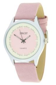 "Ernest horloge ""Alegria"" pink"