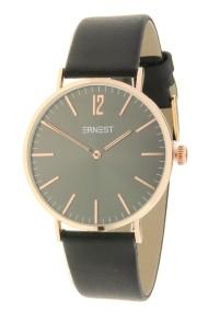 "Ernest horloge ""Rosé-Lechita"" zwart-zwart"