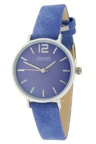 "Ernest horloge ""Silver-Cindy-Mini"" koningsblauw"