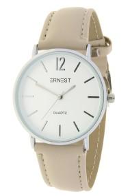 """Ernest horloge """"Zanna"""" nude-beige"""