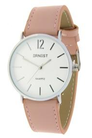 "Ernest horloge ""Zanna"" oudroze"