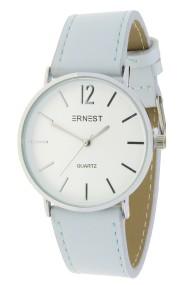 "Ernest horloge ""Zanna"" ijsblauw"