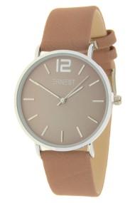 """Ernest horloge """"Autumn-Silver-Cindy"""" oudroze"""