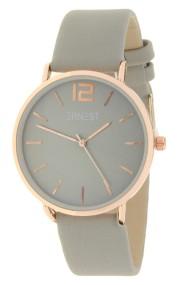 """Ernest horloge """"Autumn-Rosé-Cindy"""" lichtgrijs"""