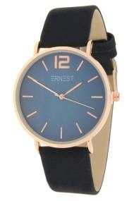 "Ernest horloge ""Autumn-Rosé-Cindy"" donkerblauw"