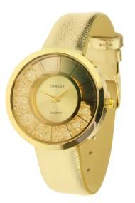 "Ernest horloge ""Glitz"" goud"