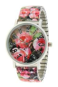 "Ernest horloge ""Peony Rose"""