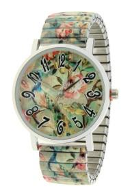 "Ernest horloge ""Secret Garden Flowers"""