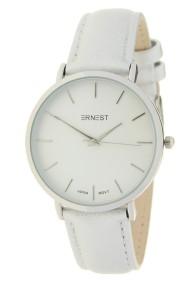 """Ernest horloge """"Nox"""" zilver-zilver"""
