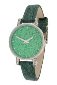 "Ernest horloge ""Livia"" groen"
