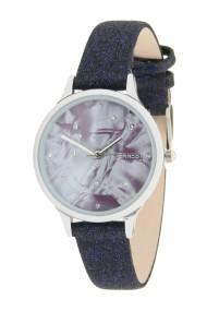 "Ernest horloge ""Virtua"" donkerblauw"