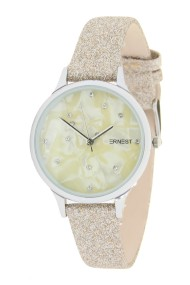 "Ernest horloge ""Virtua"" lichtgoud"