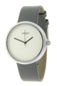 """Ernest horloge """"Morris"""" grijs"""